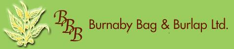 Burnaby Bag & Burlap Ltd. Logo